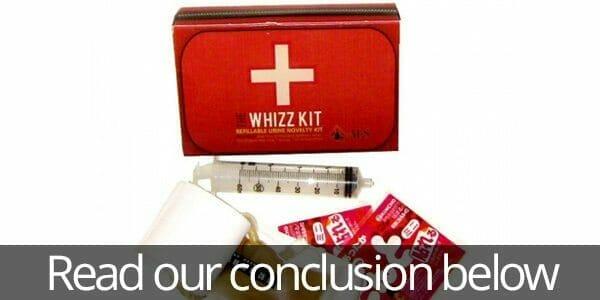 The Female Whizzinator (Whizz Kit)