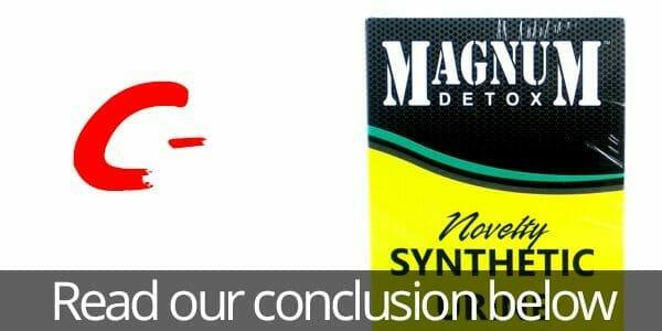 Magnum Detox Synthetic Urine