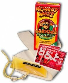 Monkey Whizz synthetic urine box