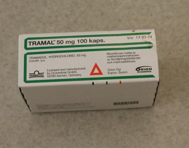 box of tramal