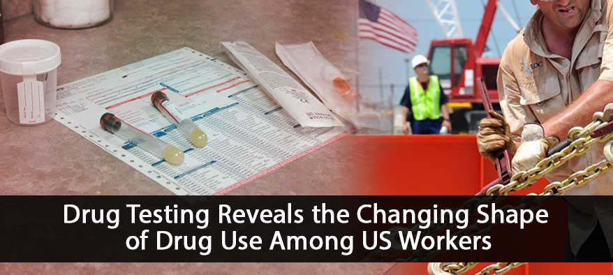 US Workers and drug used