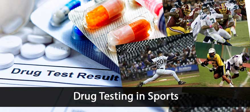 drug test in sports
