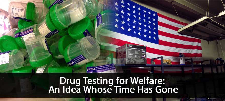 Drug Testing for Welfare Cover Image