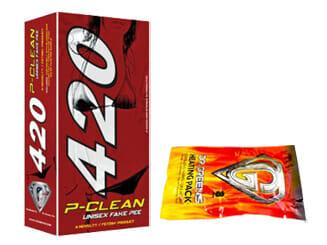 420 P Clean Pack