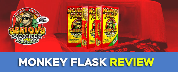 Monkey Flask Synthetic Urine Review by Serious Monkey Bizzness Featured Image