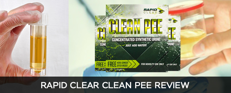 Rapid Clear Clean Pee Review Featured Image