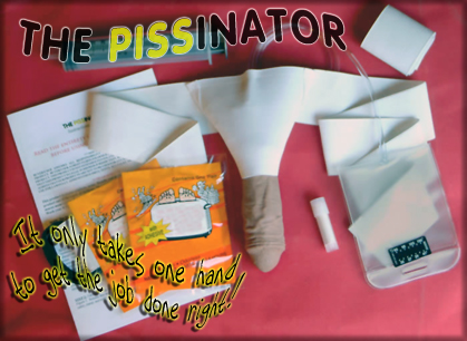 Pissinator kit