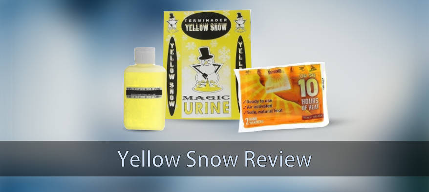 Yellow Snow Review Featured Image