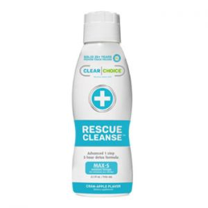 Clear Choice Rescue Cleanse Sidebar