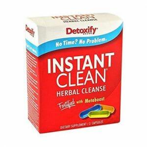 Detoxify Instant Clean Sidebar