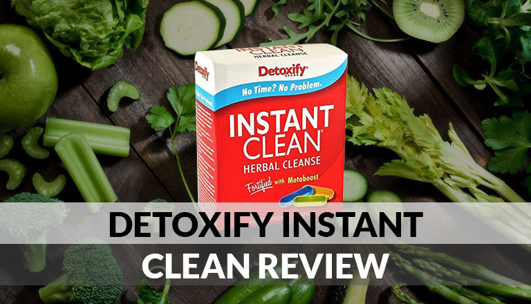 Detoxify Instant Clean Review Featured