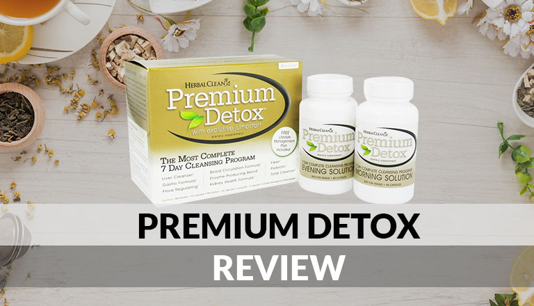Premium Detox Review featured image