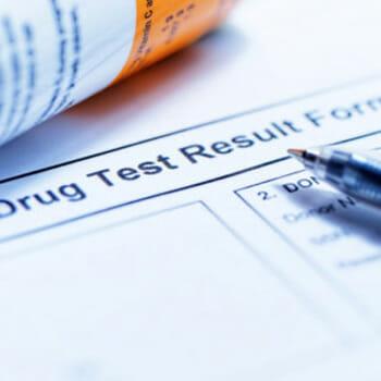 Durg Test Results