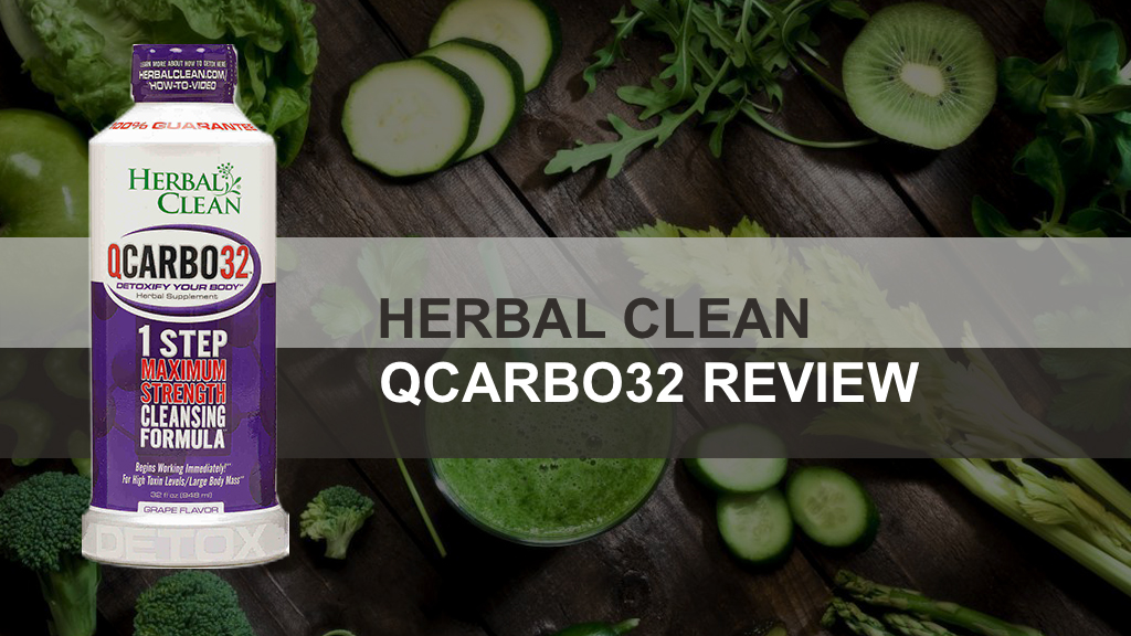 Herbal Clean Qcarbo32 Review: Does This Detox Drink Live Up Its Claims?