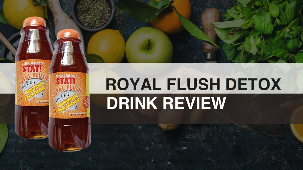 royal flush detox drink featured image