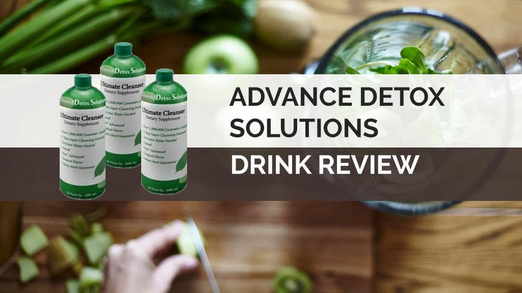 advance detox solutions header