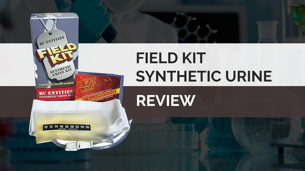 Field Kit Synthetic Urine Review