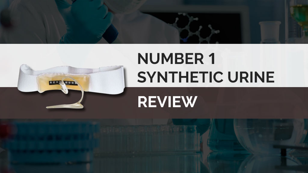 Number 1 Synthetic Urine