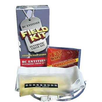 Field Kit Synthetic Urine