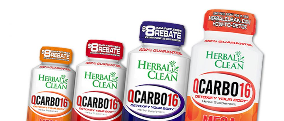 QCarbo16 different flavors